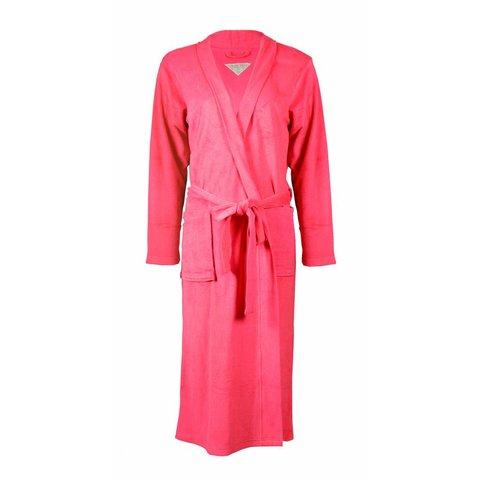 Tenderness dames badjas Roze TEBRD1702A-A8