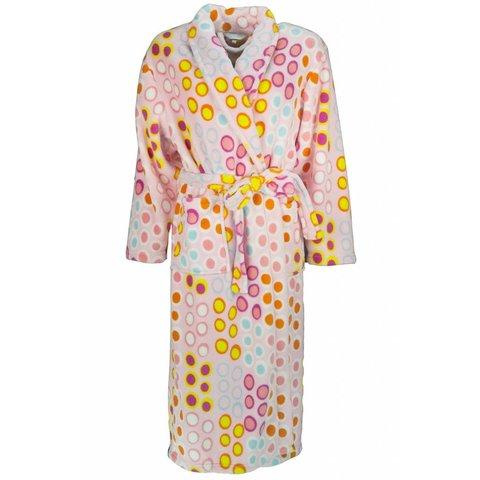 Tenderness dames badjas Roze gekleurd TEBRD2110A-S15