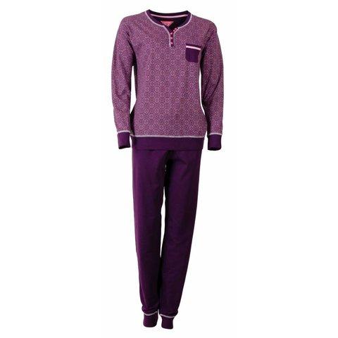 Irresistible dames pyjama Paars IRPYD2501A-C10