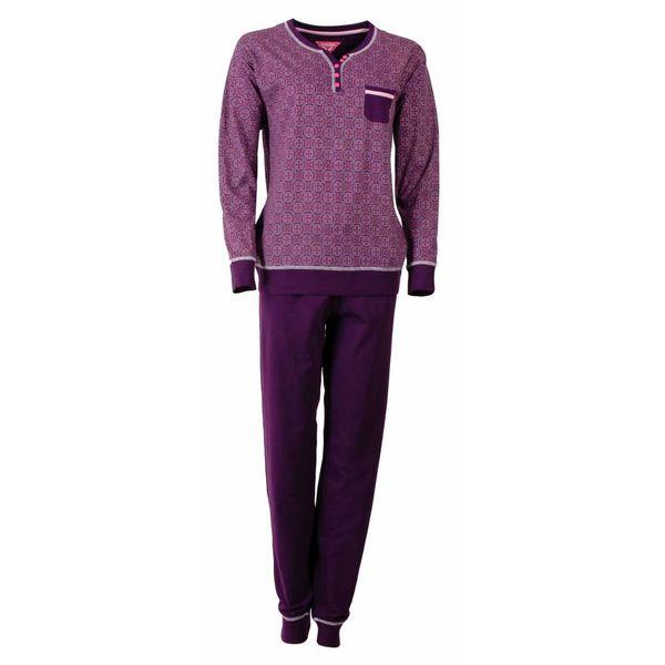Irresistible Irresistible dames pyjama Paars IRPYD2501A-C10