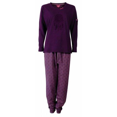 Irresistible dames pyjama Paars IRPYD2502A-D8