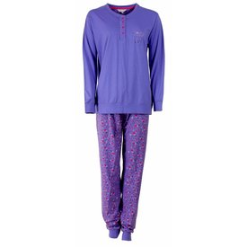 Tenderness Tenderness Dames Pyjama Blauw
