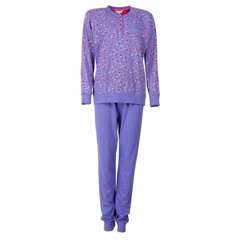 Tenderness Dames pyjama Blauw TEPYD2503B-B7