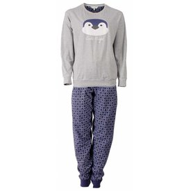 Tenderness Tenderness Dames Pyjama Grijs