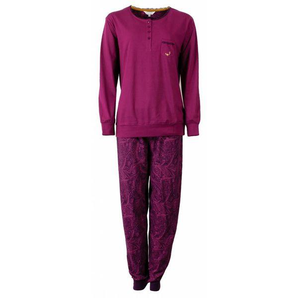 Tenderness Tenderness Dames pyjama Roze TEPYD2506A-O3