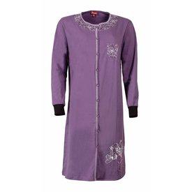 Medaillon Medaillon Dames Nachthemd Paars MENGD2407B