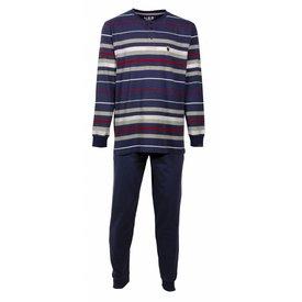 M.E.Q M.E.Q Heren Pyjama Blauw