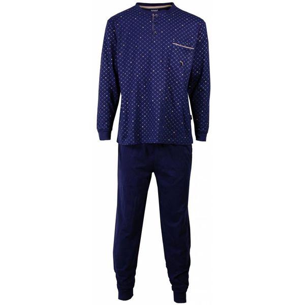 Paul Hopkins Paul Hopkins Heren pyjama Blauw PHPYH1502A-M3