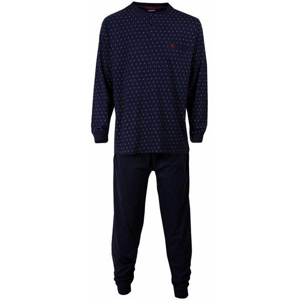 Paul Hopkins Paul Hopkins Heren pyjama Blauw PHPYH1514A-C8