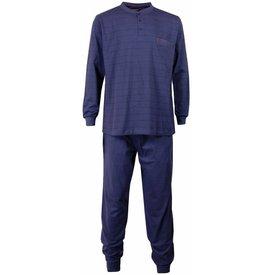 Paul Hopkins Paul Hopkins Heren pyjama Blauw PHPYH1516B-L1