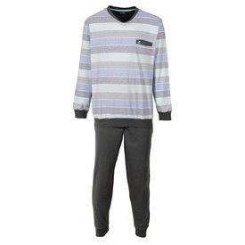 Paul Hopkins Paul Hopkins Heren pyjama Licht Blauw PHPYH1607B-F8