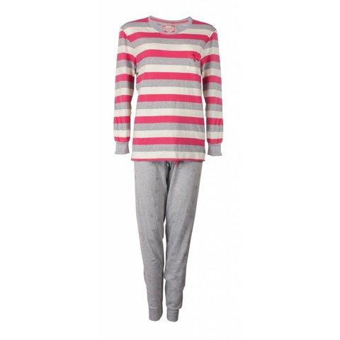 Irresistible Dames Pyjama Rood IRPYD1701A