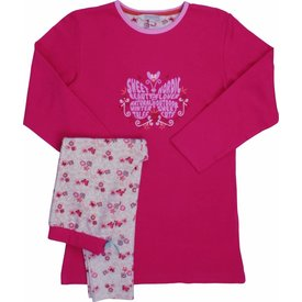 Angelfish Angelfish Meisjes Pyjama Roze