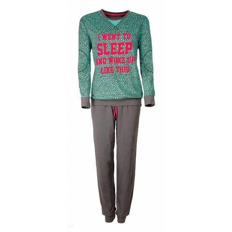 Irresistible Dames Pyjama Groen