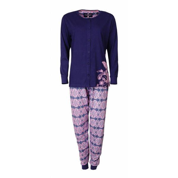 Tenderness Tenderness Dames Pyjama Blauw