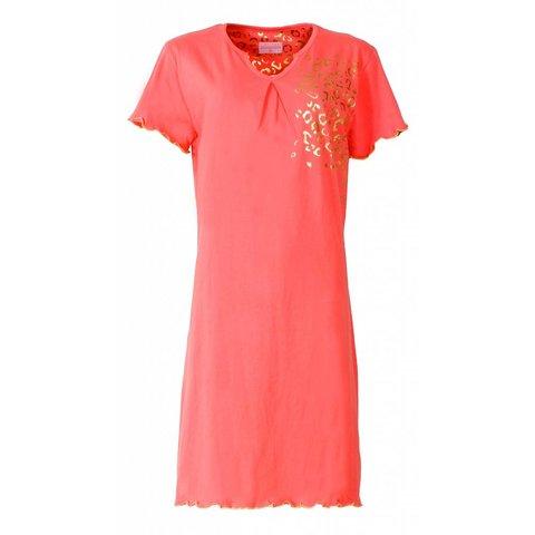 Irresistible Dames Nachthemd Donker Roze IRNGD1411A