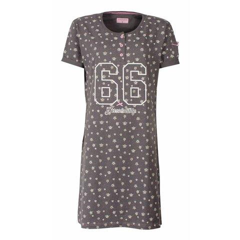Irresistible Dames Nachthemd Bruin