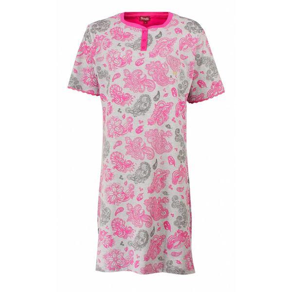 Medaillon Medaillon Dames Nachthemd Rood MENGD1607