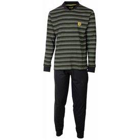 M.E.Q M.E.Q Heren Pyjama Zwart