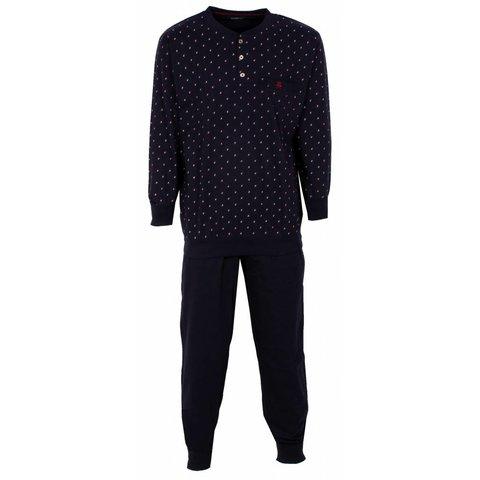 Paul Hopkins Heren Pyjama Blauw PHPYH2409B