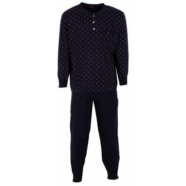Paul Hopkins Paul Hopkins Heren Pyjama Blauw PHPYH2409B