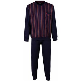 Paul Hopkins Paul Hopkins Heren Pyjama Rood