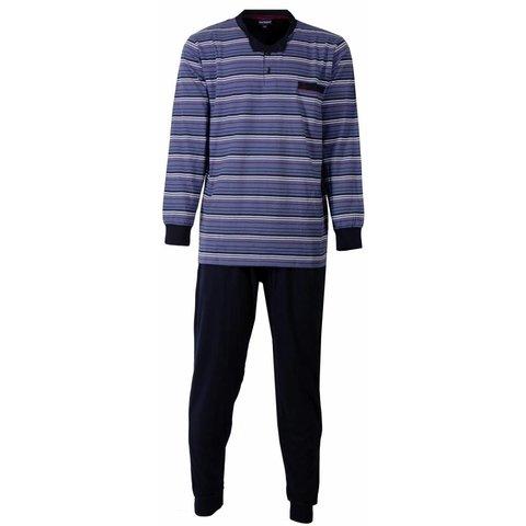 Paul Hopkins Heren Pyjama Blauw