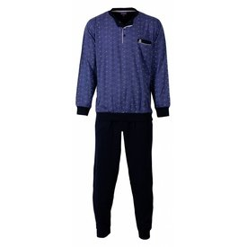 Paul Hopkins Paul Hopkins Heren Pyjama Blauw