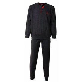 Paul Hopkins Paul Hopkins Donker Grijs Heren Pyjama PHPYH2514B