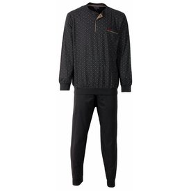 Paul Hopkins Paul Hopkins Heren Pyjama Grijs PHPYH2515A