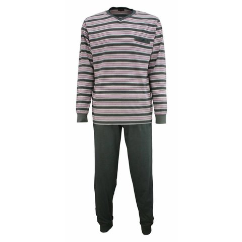 Paul Hopkins Heren Pyjama Grijs