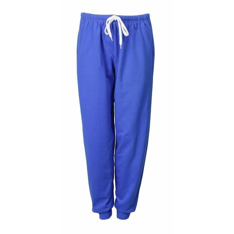 Irresistible Dames Sweat Broek Blauw