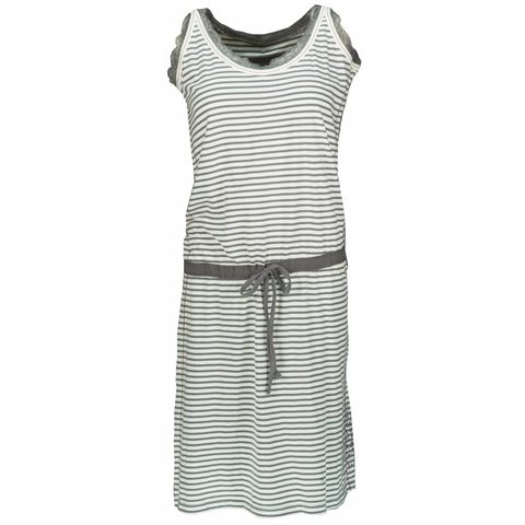 Irresistible Dames nachthemd Bruin streep