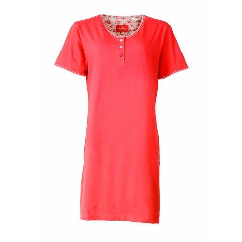 Tenderness Dames Nachthemd Donker Roze