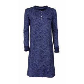 Irresistible Irresistible Dames Nachthemd Blauw  IRNGD2608A
