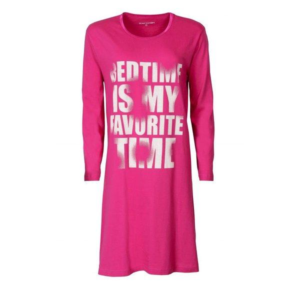Tenderness Temptation Dames Nachthemd Roze