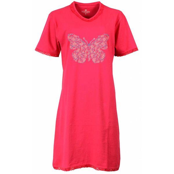 Tenderness Tenderness Dames Nachthemd Roze Vlinder