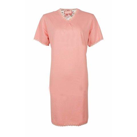 Tenderness Dames Nachthemd Koraal Roze