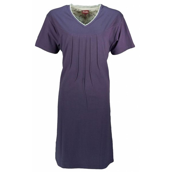 Medaillon Medaillon Paarse Dames Nachthemd MENGD1304B