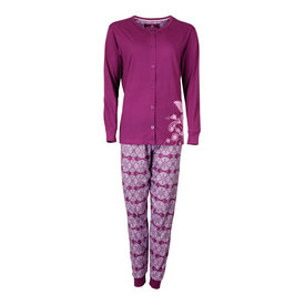 Tenderness Tenderness Dames Pyjama Paars TEPYD2603B
