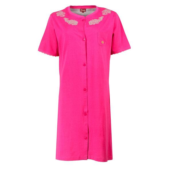 Medaillon Medaillon Roze Doorknoop model Dames Nachthemd MENGD1606A
