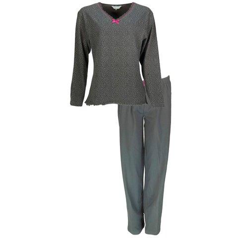 Irresistible Dames Pyjama Bruin  - IRPYD2913B