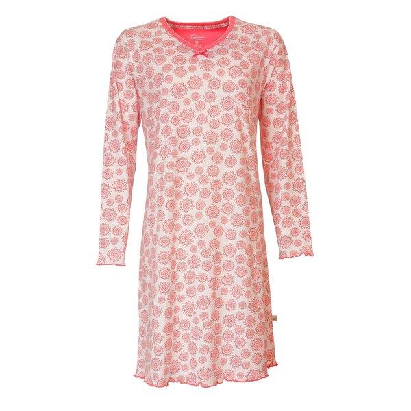 Tenderness Tenderness Dames nachthemd in Koraal Rose-TENGD2707A