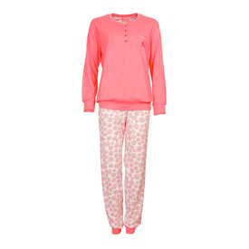 Tenderness Tenderness Dames Pyjama Koraal TEPYD2707A