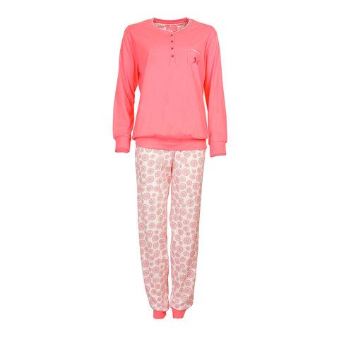 Tenderness Dames Pyjama Koraal TEPYD2707A