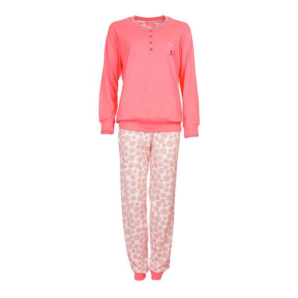 Tenderness Tenderness Dames Pyjama Koraal TEPYD2707A