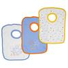 Bianco Blu Babies Slabber per 3 Blauwe-NDB04903D