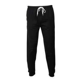 M.E.Q M.E.Q Heren Sweat Broek Black MEPBH2601A