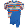 Blue Dock Blauw-Groen jongens pyjama BDPYX1301B