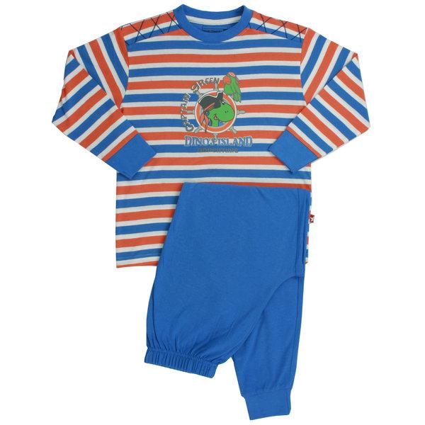 Blue Docks Blue Dock jongens pyjama Blauw BDPYX1301B